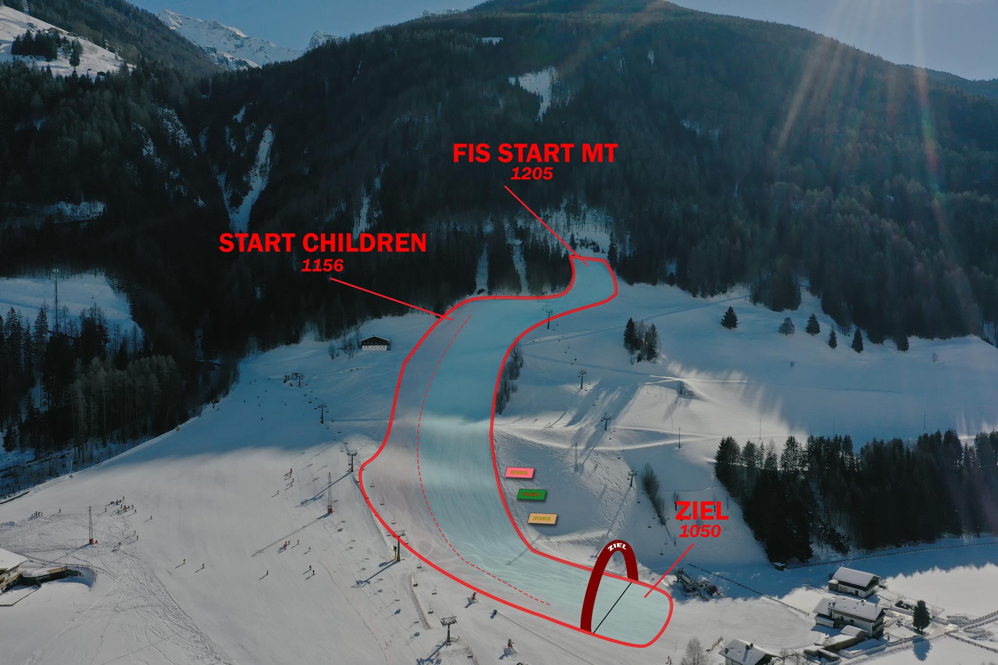Skistadion Skiworld Ahrntal